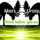 Planets Vibes - Saturday October 29, 2016 #Mars & #Uranus are challenging in our Sky!