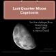 Last Quarter Moon in Capricorn - March 21, 2017
