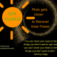 Sun in Taurus and Pluto stations retrograde to contemplate our inner self …