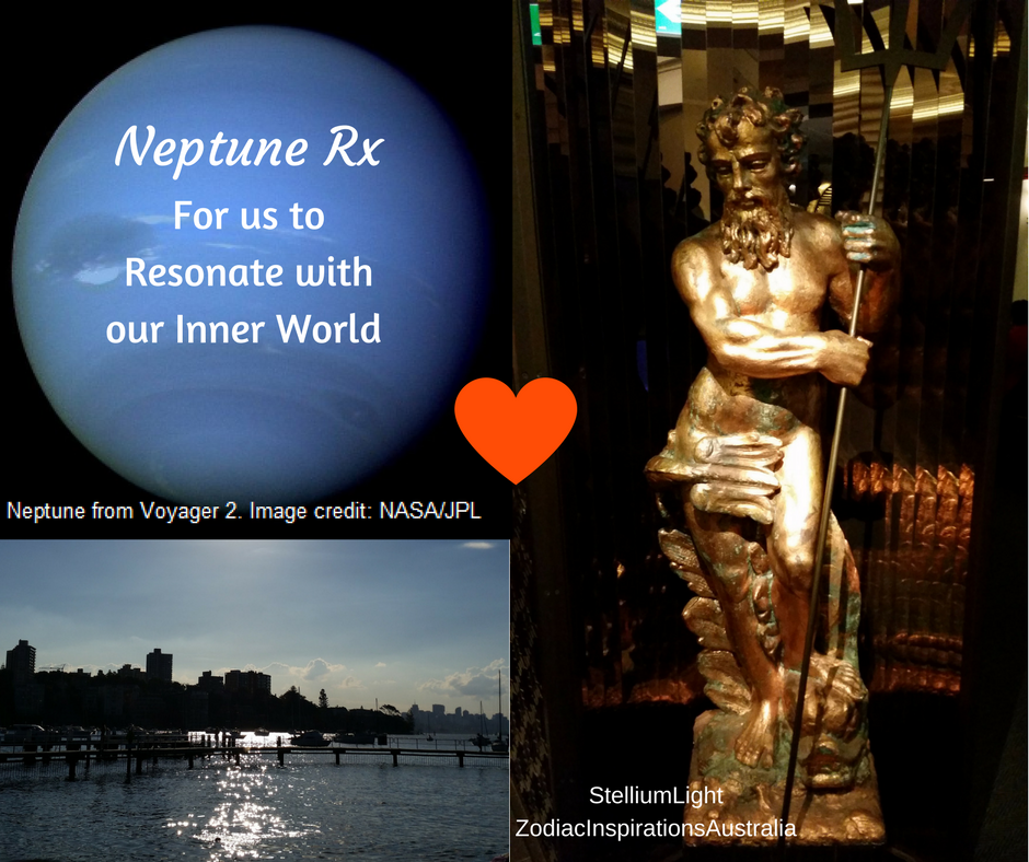 Neptune Retrograde for us to resonate with our inner world.