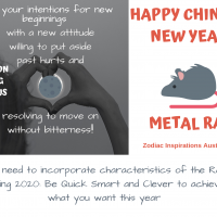 Aquarius New Moon - 25 January 2020 - Rat Chinese New Year