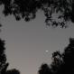 Moon - Venus together in Capricorn on December 3, 2016