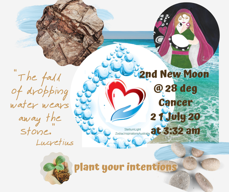 New Moon Cancer 21 July 20