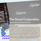 Saturn & Jupiter - The Great Conjunction in Aquarius