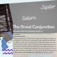 Saturn & Jupiter - The Great Conjunction in Aquarius