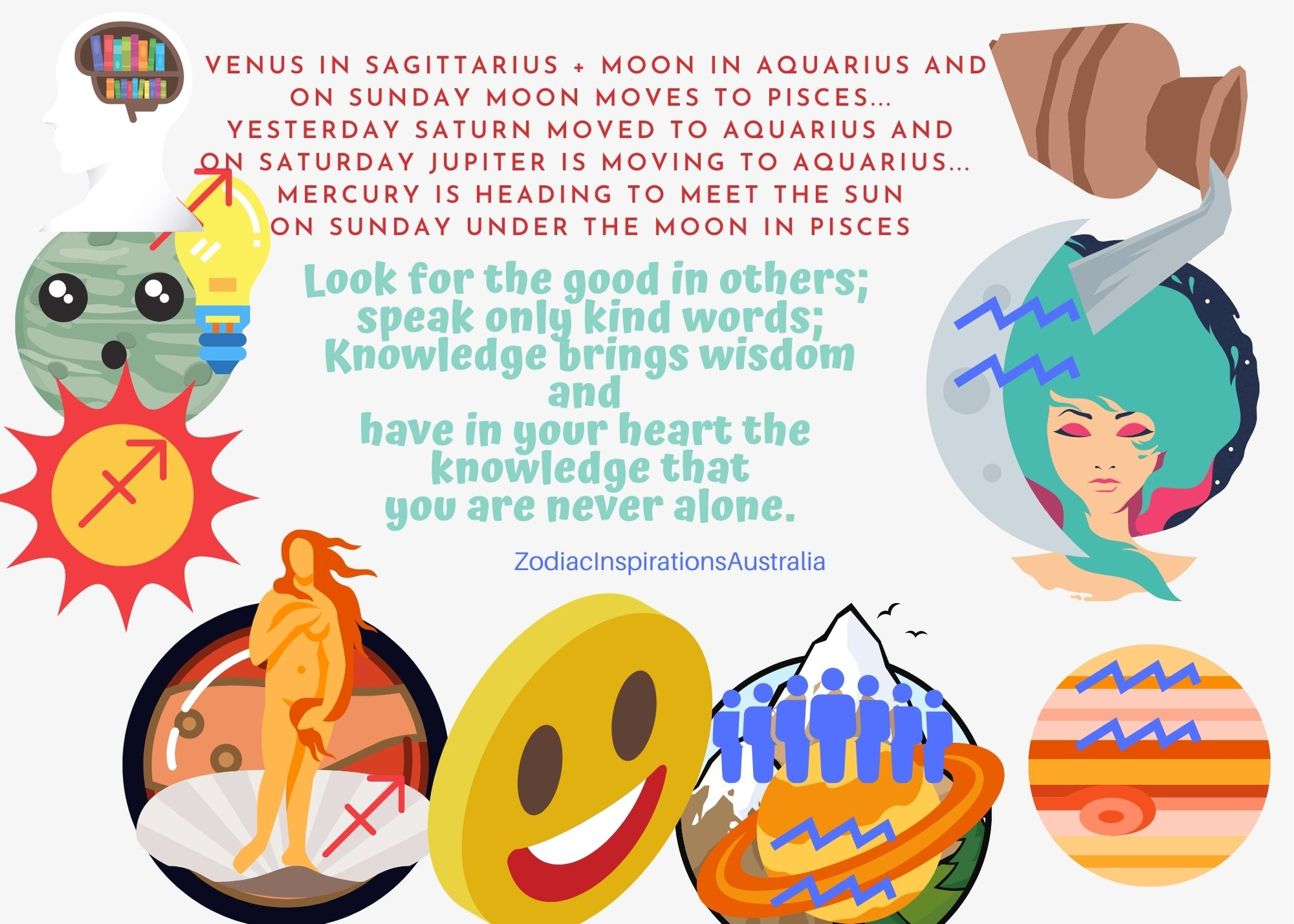 Astrology Energies for weekend 18-20 Dec 2020